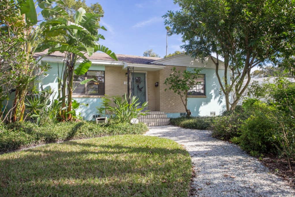 105 Huron Ave Home on Davis Islands Real Estate Elevation Fadal