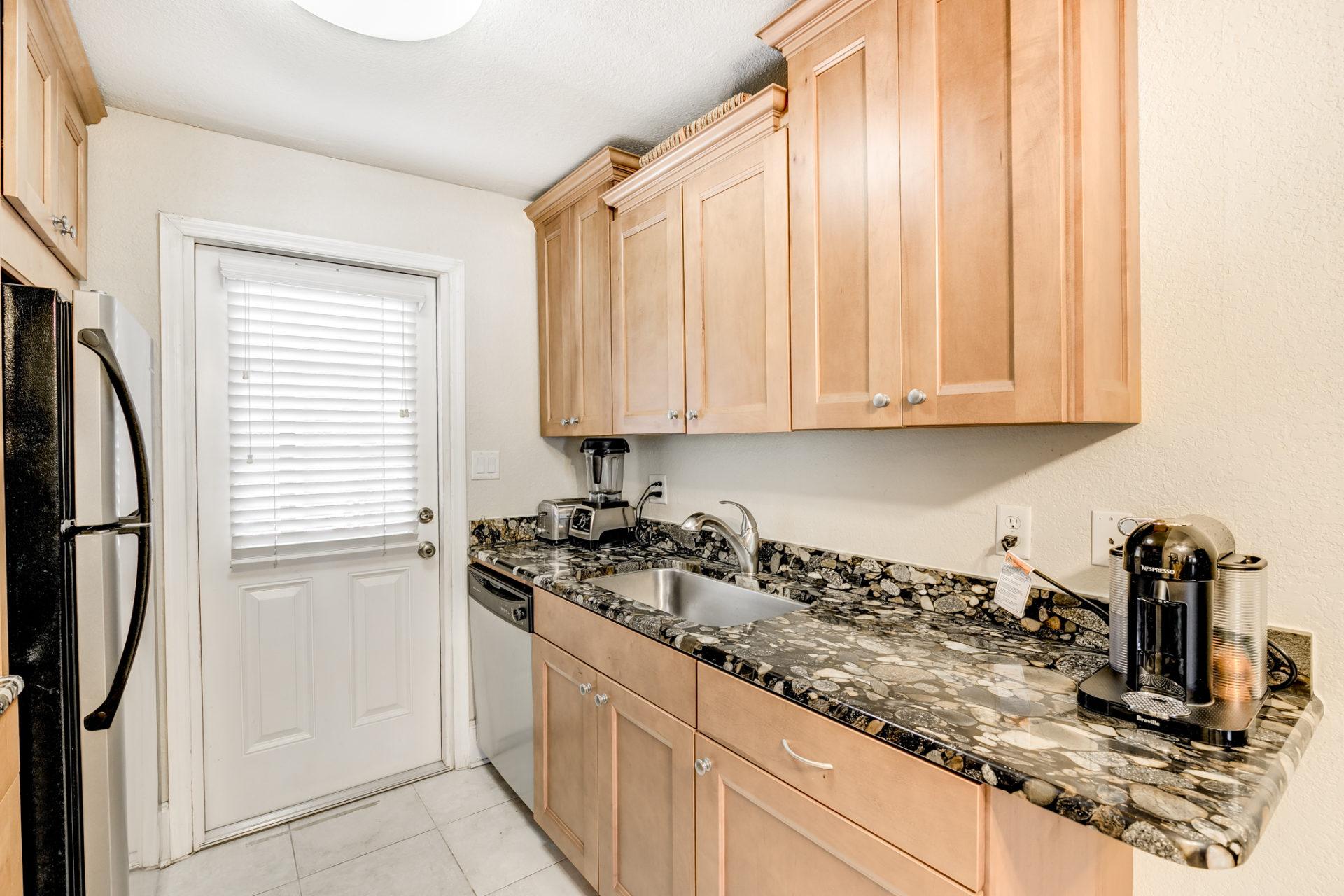 208 Danube Ave Davis Islands Condo Cristan Fadal Wood Cabinets