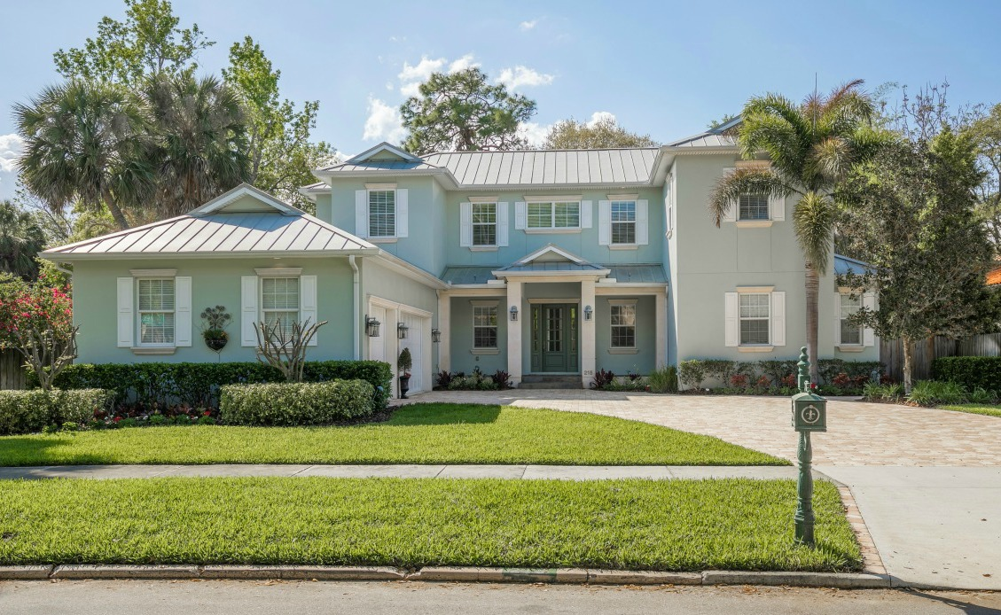 Gorgeous Luxury Residence Located In The Heart Of Beach Park And Built By  Luxury Homebuilders Sunset Properties Of Tampa Bay.